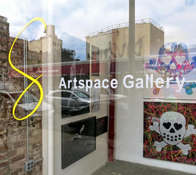 New-York-Ausstellung-Gallery-Art-Space-